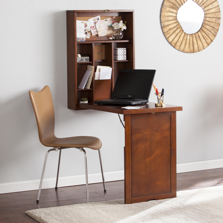 Wall Mount Fold Down Desk