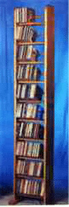 260 CD Backless Dowel Storage Rack