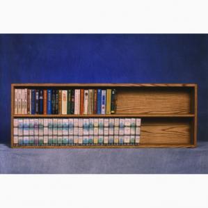 208-4W Storage for Books/DVD's