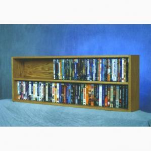 SOLD Model 210-4W Vhs & DVD Storage Rack