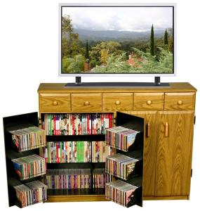 Media Cabinet with Drawersoak