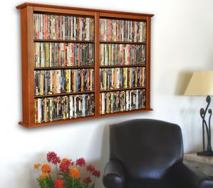 Wall Mounted Cabinet-Double cherry
