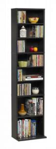 Summit Espresso Media Storage Cabinet