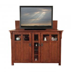 Bungalow TV Lift Cabinet