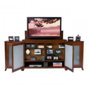 Brookside TV Lift Cabinet W/ Sides