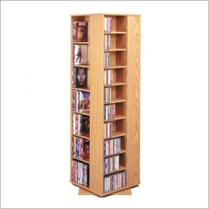 Multimedia Revolving Rack - 1040