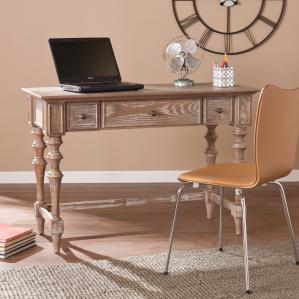 Lawrence Turned-Leg Desk